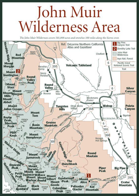 yosemite national park trail map pdf