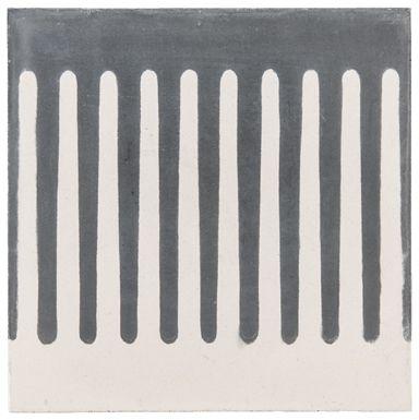 """Eastern Promise by Martyn Lawrence Bullard - """"Rio"""" Tile in Smoke"""