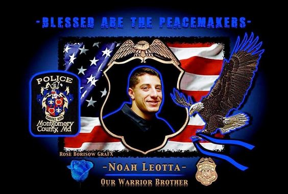 photo of Officer Noah Leotta