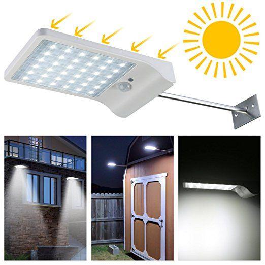 Solar Led Fluter Solarleuchten Strahler Deckenleuchte Bewegungsmelder Aussenleuchte Gartenbeleuchtung Strasse Solarleuchten Garten Solarleuchten Diy Beleuchtung