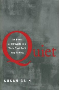 June 2013 #Psychology Book of the Month - Quiet: The Power of Introverts in a World That Can't Stop Talking By Susan Cain. Click image for details of this and all the Psychology book of the month entries.   www.all-about-psychology.com/psychology-books.html