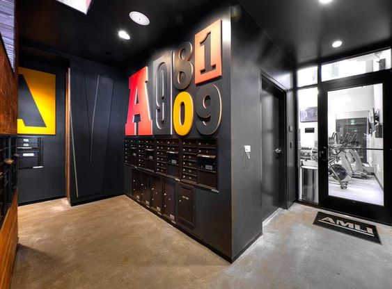 multifamily design package rooms - Google Search