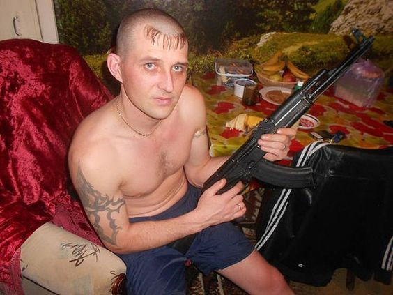 Typical Pictures from Russian Social Networks