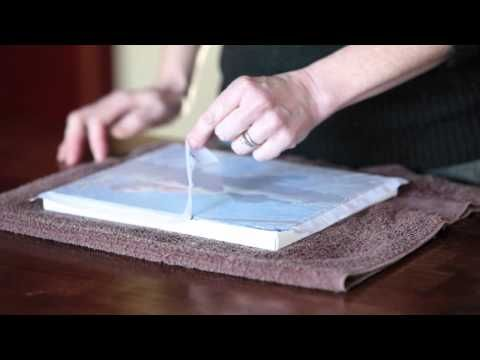 Digital photography is very convenient but we often end up with thousands of images on our computers and none of them gracing the walls of our home.  Here's a video on how to turn some of those great images into beautiful distressed canvas prints for only a few dollars each.