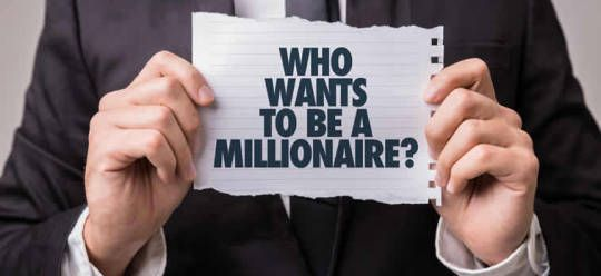 Who Wants To Be A Millionaire In Forex Trading Forex Trading