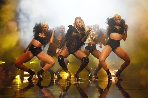 Beyoncé MTV Video Music Awards Madison Square Garden 28th August 2016