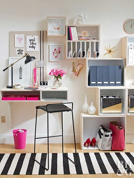 Decorating Ideas You Need For Your Home Office With Images