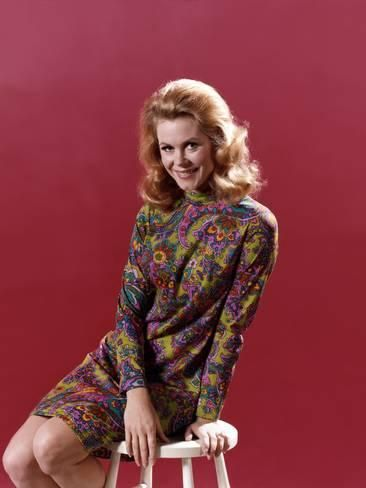 Photo: Elizabeth Montgomery : 16x12in