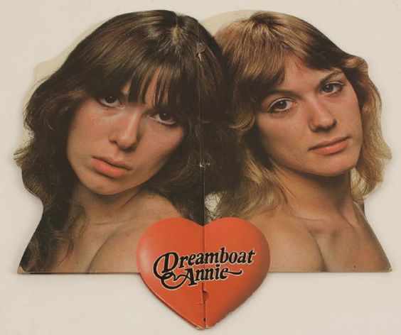 SISTERS-DREAMBOAT ANNIE PROMO