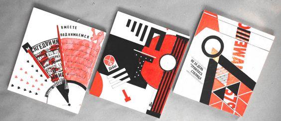 El Lissitzky Tribute by Lindsay Carlisle, via Behance