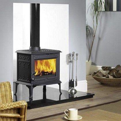 Wood Burning Stoves: Jotul F100 Wood Burning Stoves