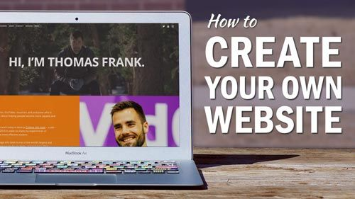 How To Build A Personal Website An Easy Step By Step Guide 2021 Online Jobs For Students Building A Personal Brand Personal Website