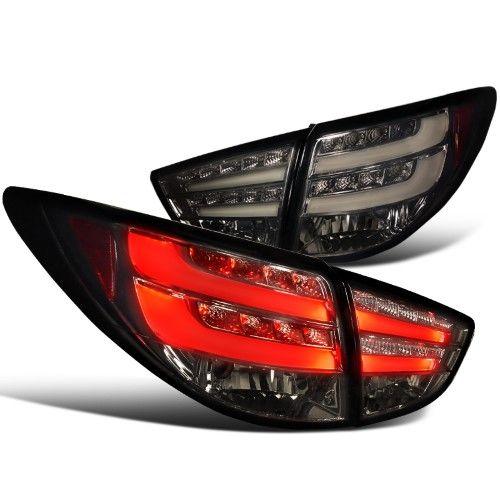 Spec D Tuning For 2010 2012 Gl Gls Sport Led Smoke Tail Brake Lamps Rear Stop Lights 2010 2011 2012 Left Right Stop Light Lighting Led