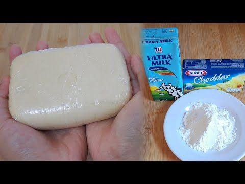 Mozarella Kw Cuma 3 Bahan Gampang Banget Youtube Resep Makanan Makanan Seni Makanan
