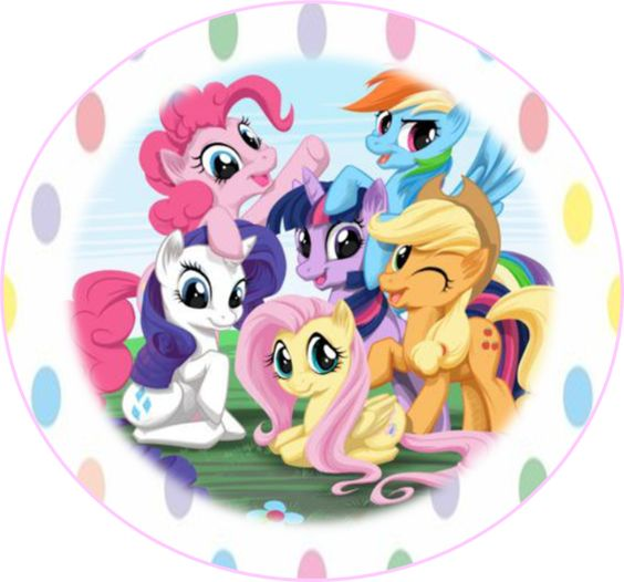 Free My Little Pony Party Ideas - Creative Printables | PRINTABLES ...