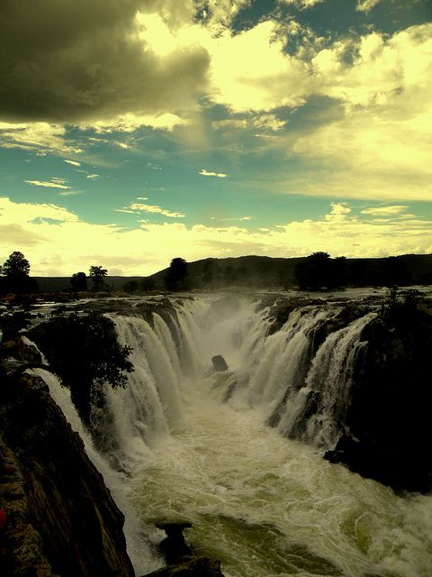 Hoganakkal Waterfall