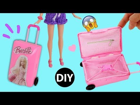 Diy Miniature Candy Stand How To Make Lps Crafts Stuff Barbie Doll
