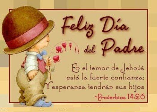 Tarjetas Cristianas Día Del Padre El Pensante Imágenes