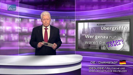 Kölner Übergriffe – Wer genau nun waren die Täter? | 27.01.2016 | www.kl...