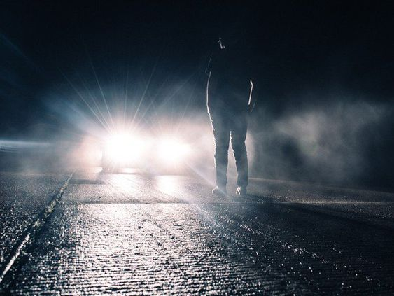 People Share The Scariest Thing They've Seen Driving At Night - Odometer.com