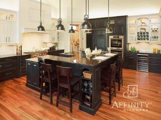 Traditional Kitchen by Affinity Kitchens
