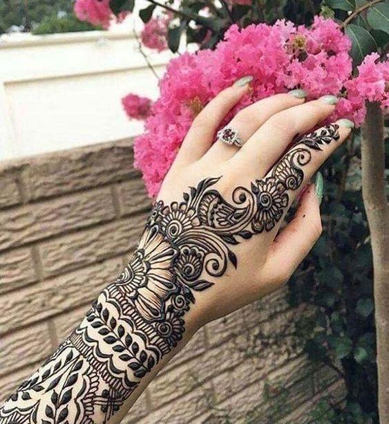 Henna Designs Bridal