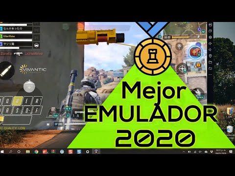 El Emulador Nº1 De Android Para Pc 2020 Que Todos Están Instalando Gratis Youtube Emulador Android Windows