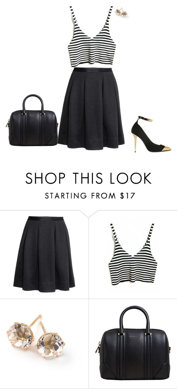 """""""Untitled #1"""" by charlotte-down on Polyvore featuring H&M, Ippolita, Givenchy and Balmain"""