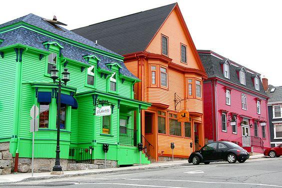 Lunenburg, Nova Scotia, Canada: