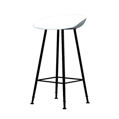 Modern Barstools And Footstools Chair Superior Restaurant Bar Counter Or Kitchen Bar Pp Mat And Black Metal Feet Seat Bar Stools Modern Bar Stools Footstool