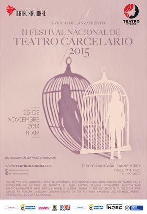 II Festival Nacional de Teatro Carcelario