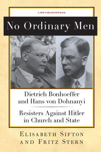 dietrich bonhoeffer against hitler Dietrich bonhoeffer was recognized as a hero of world war ii  my battle against  hitler and is also offering a von hildebrand fellowship (apply.