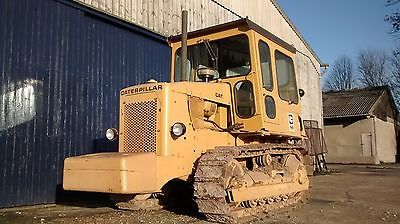 Tractor Caterpillar D4E Steel Tracked Crawler Only 1514hrs worked From New https://t.co/hiZjeMfAMC https://t.co/o89M4TWvOd