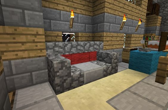 17 Best images about Minecraft Chairs | Chairs, Minecraft ...