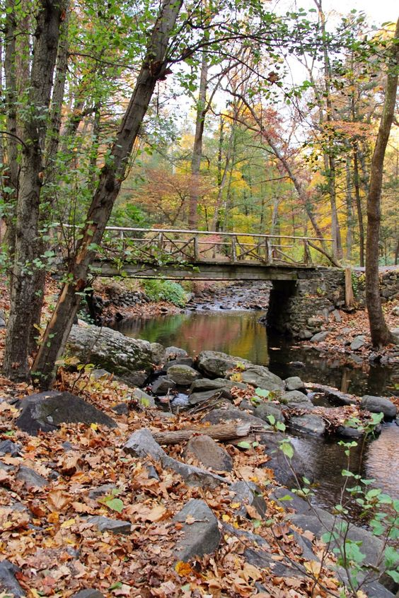 Headless Horseman Bridge, Sleepy Hollow | New England Living