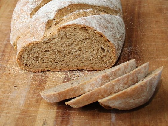 rye with molasses and caraway