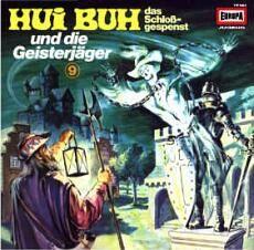 """Was liebe ich noch heute diese Hörspiele. Hans Clarin ist einfach unnachahmlich als Hui Buh. Und Hans Paetsch war und bleibt der """"Märchenopa"""" meiner Kindheit!!!!!"""