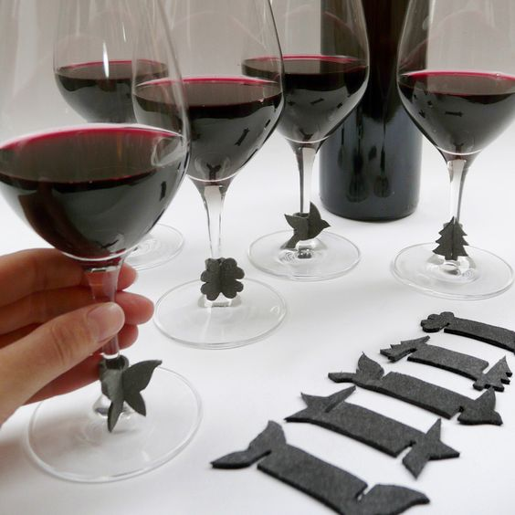 omg - cutest wine tags EVER! $11