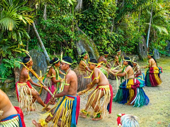 palau island people