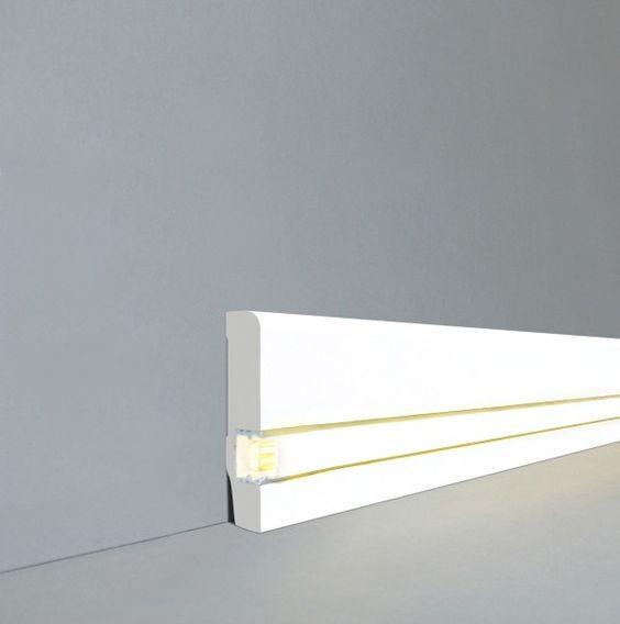 licht sockelleisten meppen led sockelleisten led. Black Bedroom Furniture Sets. Home Design Ideas