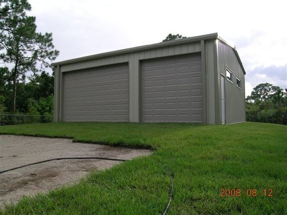 Pinterest the world s catalog of ideas for Pre engineered garage