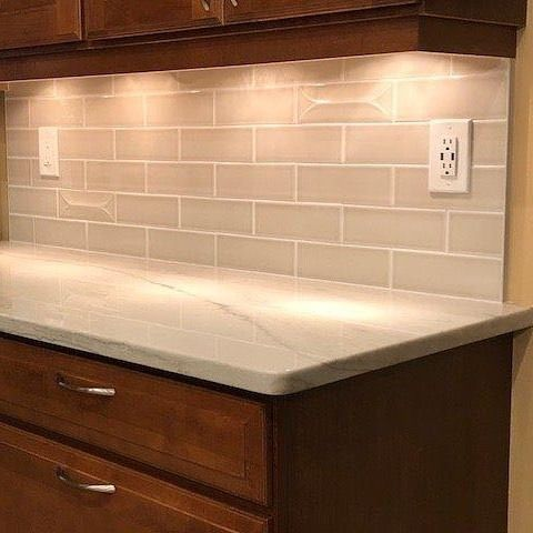 Carrara White 3x9 Subway Tile Polished Honed White Marble Bathrooms Tiles Subway Tile