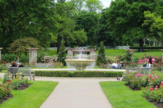 Gardens Parks And Kansas City On Pinterest