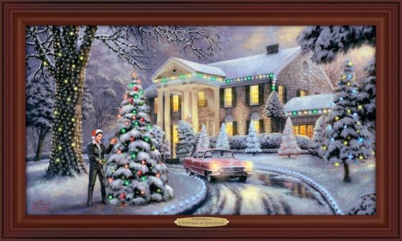 Pinterest the world s catalog of ideas - Home interiors thomas kinkade prints ...