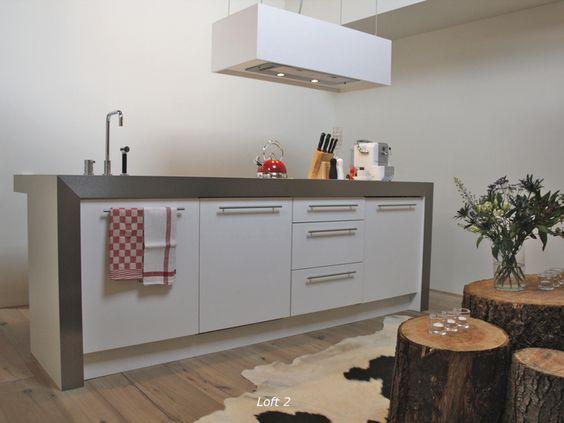 Kleine keukens inrichten. kijk voor meer informatie op http ...