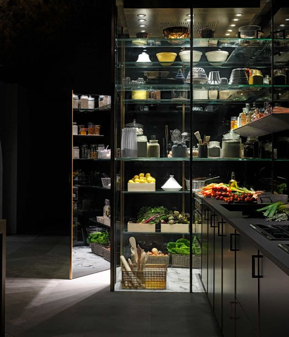electrolux grand cuisine & poggenpohl created the ultimate home
