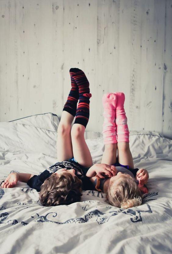 Fotos de Irmãos - inspirações para você se apaixonar