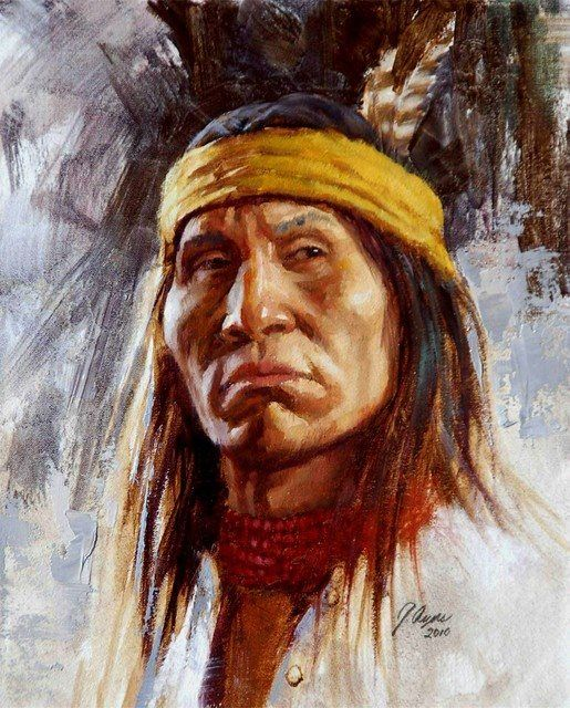 """Defiance in His Eyes"" by James Ayers"