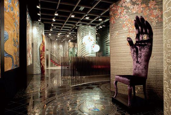 Cool SICIS The Art MOsaic Factory Cosmati floor Hong Kong SICIS Mosaic Sicis Pinterest