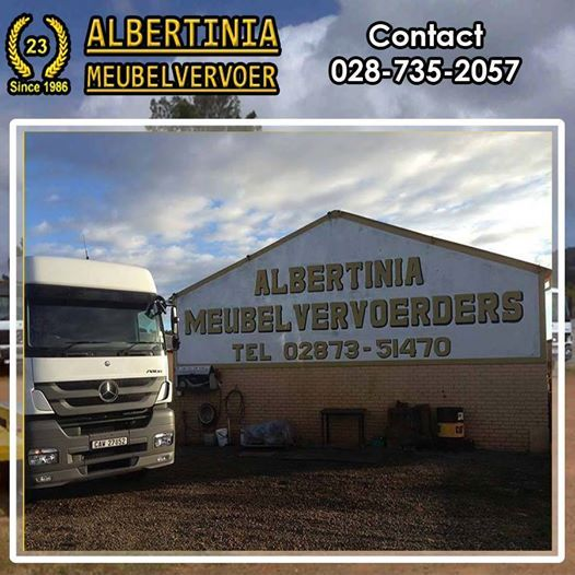 Our storage facilities are located in the Town of Albertinia there by protecting your valuable possessions against damp and rot. The Town of Albertinia is also able to boast with one of the lowest crime rates in the country. Albertinia Meubelvervoer's storage facilities are pest controlled by on of the leading pest control companies in South Africa. #Storage #Service #Removals